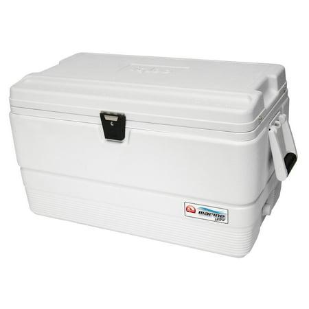 Igloo Marine Cushion - Igloo 72-Quart Marine Ultra Cooler