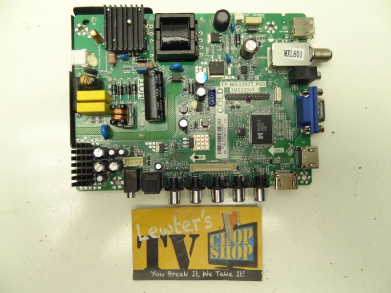 Sanyo Main Power Board B13116452 02-SHY39B-CYS0 by Sanyo
