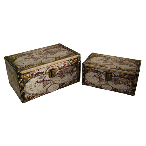 Cheungs Globe Box (Set of 2)