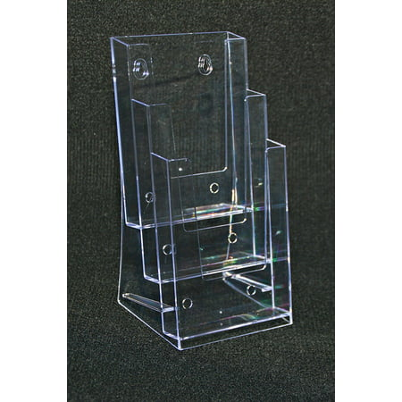 Magazine Ship (3 Pocket Tri-fold Brochure Holder 4