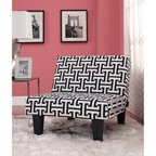 Designs4comfort Faux Leather Storage Bench With 2 Side