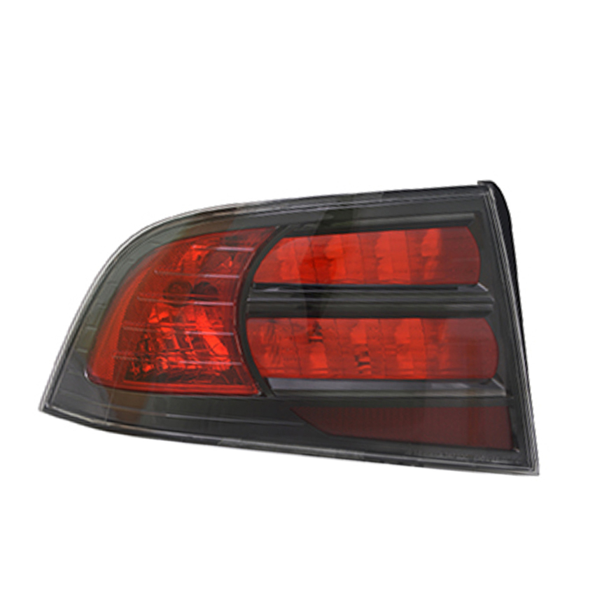NEW LEFT DRIVER SIDE TAIL LIGHT FITS ACURA TL TYPE-S 2007