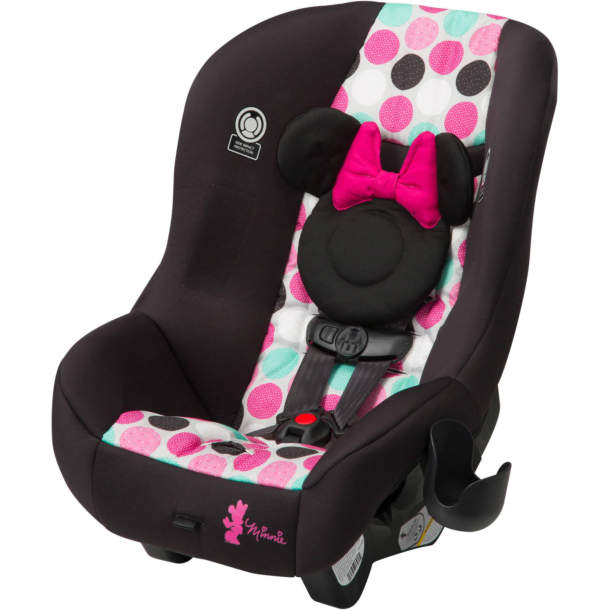 Cosco Disney Scenera NEXT Luxe Convertible Car Seat, Choose your Character