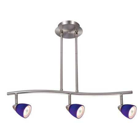 Design House 517169 Gibson 3 Light Rail Lighting, 24