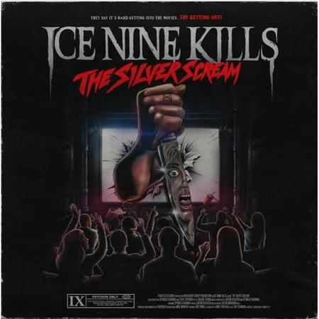 Silver Scream (CD) (explicit) - Stream Halloween Music