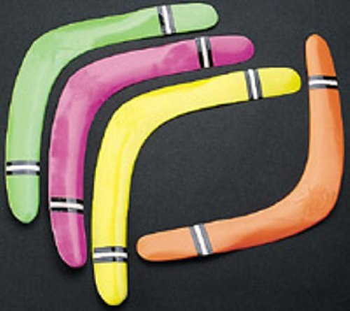 Boomerang Plastic by