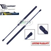 2 Pieces (SET) Tuff Support Front Hood Lift Supports 2003 to 2008 BMW Z4 (E86)