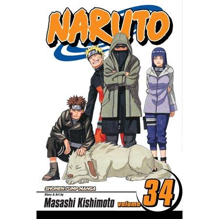 Naruto, Vol. 34 : Naruto ()