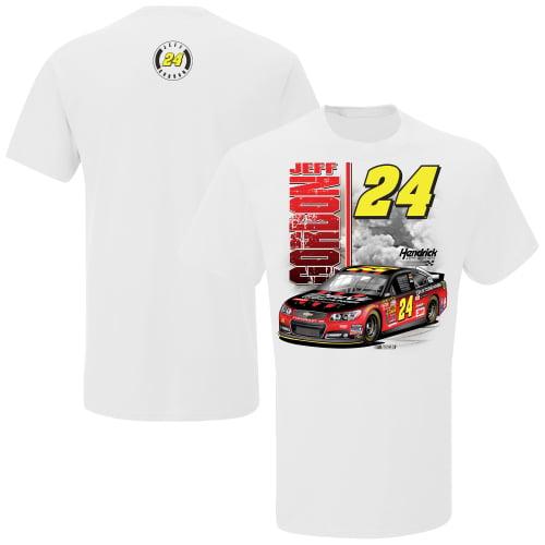 Jeff Gordon The Game Burn T-Shirt - White