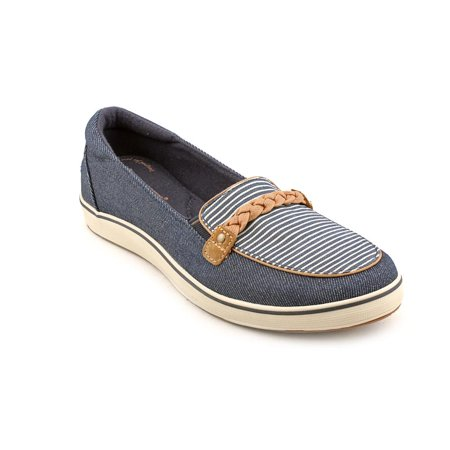 c08b17c98406e Grasshoppers - Grasshoppers Highview Women N S Moc Toe Canvas Loafer -  Walmart.com