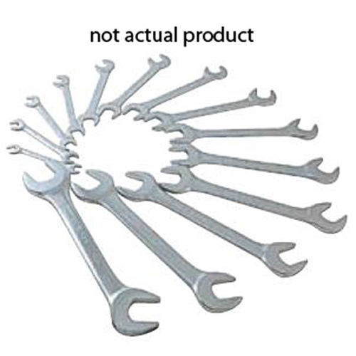"""Sunex 991403 1/2"""" Fully Polished Angle Head Wrench"""