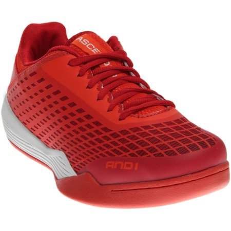 And1 Mens Ascender Low Basketball Athletic  Shoes - (Mens Lowcut Basketball Shoes)