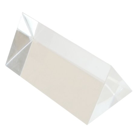 GSC International 4-90975 Acrylic Equilateral Prism, 25mm face, 75mm -