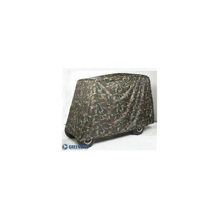 Greenline Tournament Golf Cart Storage Cover - 4 Passenger