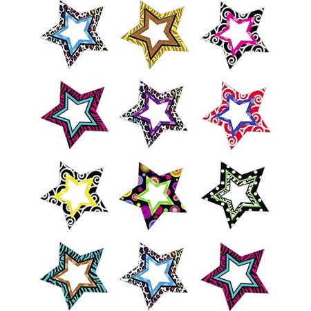 Fancy Stars Mini Accents (Fancy Accents)
