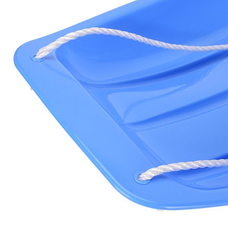 """PHAT Kids Snow Sled Toboggan 34"""" With Rope Outdoor Sport, Blue - image 1 of 5"""