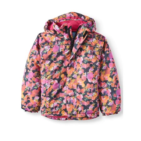 Insulated Snow Board Jacket (Little Girls & Big (Best Quiksilver Snow Jackets)