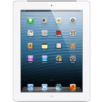Apple iPad Mini 1st Gen (16GB, White/Silver, Wi-Fi + AT&T) (Non Retail Packaging)