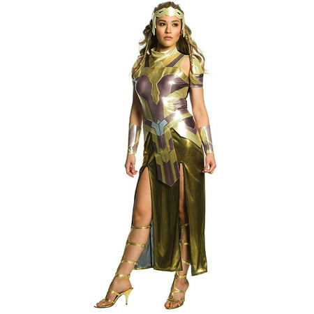 Wonder Woman Movie - Hippolyta Deluxe Women's Costume - Wonder Woman Costume Movie
