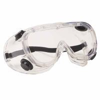 441 Basic-IV Indirect Vent Goggles, Clear Fogless/Clear, Sold As 1 Each