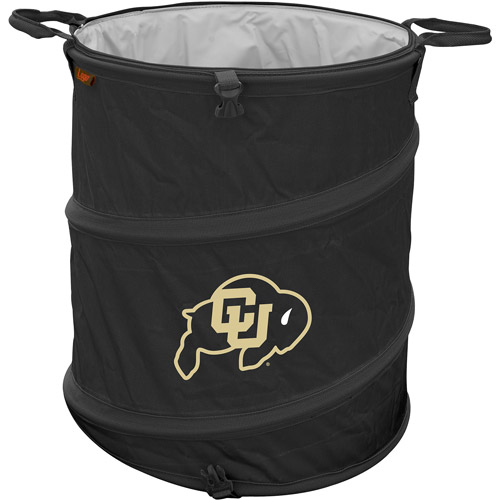 "Logo Chair NCAA Colorado 16.5"" x 19"" Trash Can Cooler"