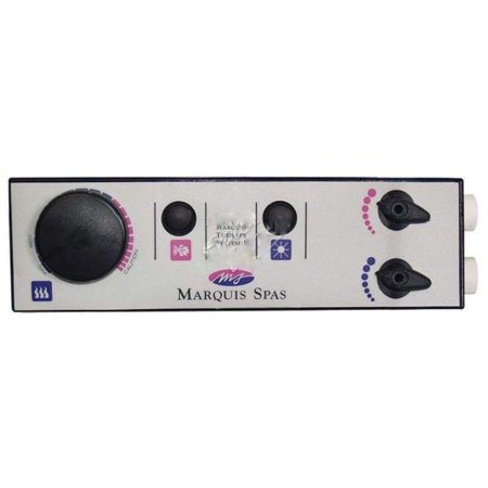 Image of Marquis Spa Old Style 1 And 2 Topside Control Panel MRQ850-9003 -