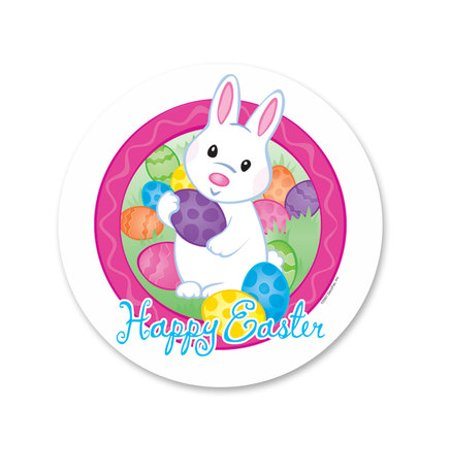 Easter Rabbit Edible Icing Image Cake Decoration Topper -1/4 Sheet](Cute Easter Cakes)
