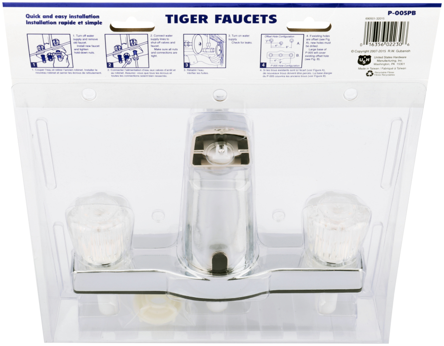 Tiger Faucets Mobile Home Faucet   Walmart.com