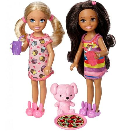 Barbie Club Chelsea Slumber Party Pack - Barbie Halloween Party