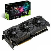 ASUS VCX GeForce RTX 2060 GAMING 6GB GDDR6 192B HDMI/DP 5c ROG-STRIX-RTX-2060-O6G