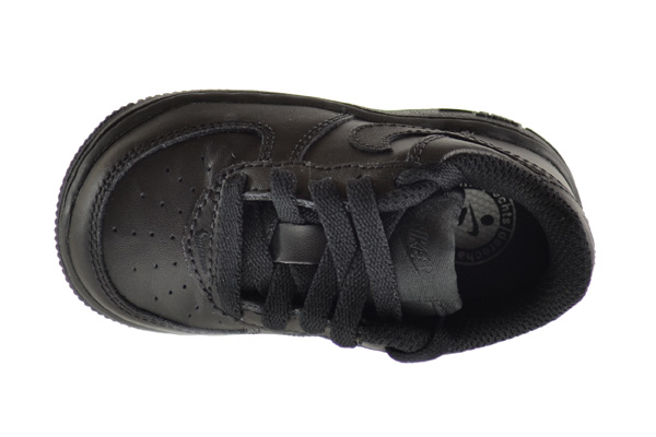 finest selection 51b38 307e9 Nike - Nike Force 1 (TD) Baby Toddlers Shoes Black Black 314194-009 (7 M  US) - Walmart.com