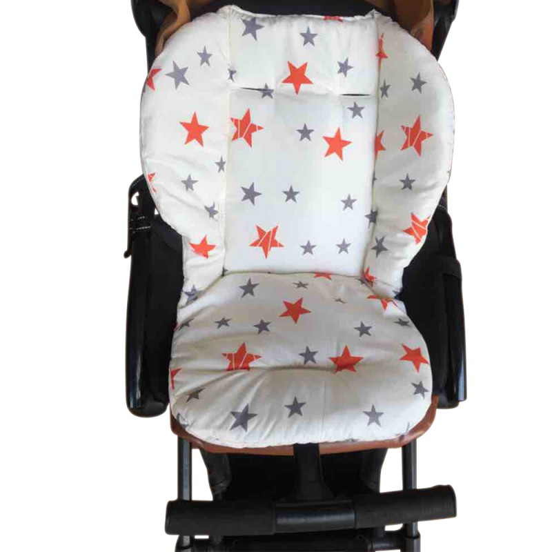 Baby Stroller High Chair Seat Cushion Cartoon Liner Mat Pad Cover Protector