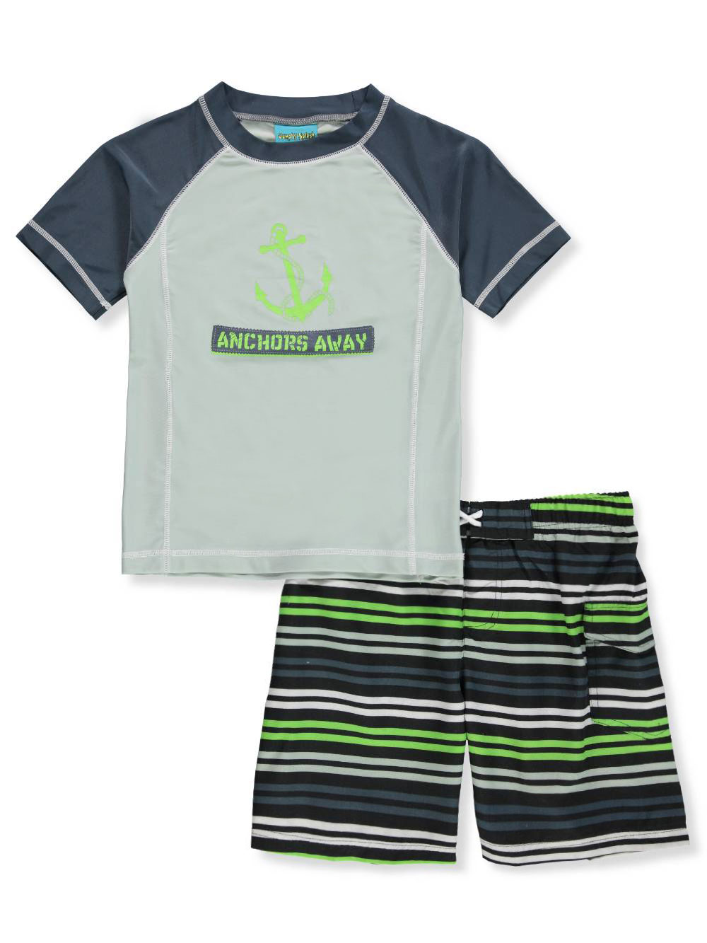 Jump N Splash Boys' 2-Piece Swim Set