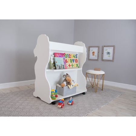 Image of Ace Baby Furniture Lion Mobile Double-Sided Bookcase