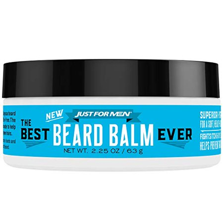 3 Pack Just for Men The Best Beard Balm Ever 2.25 Oz