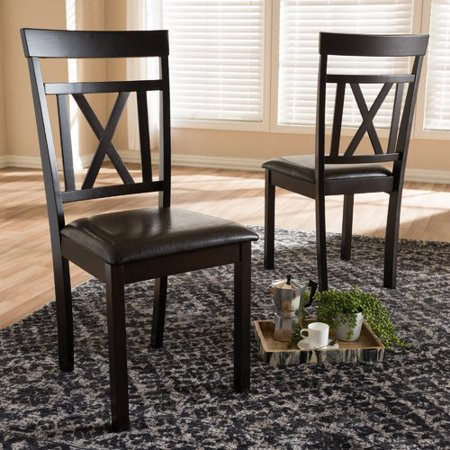 Groovy Winston Porter Fells Solid Wood Dining Chair Set Of 2 Cjindustries Chair Design For Home Cjindustriesco