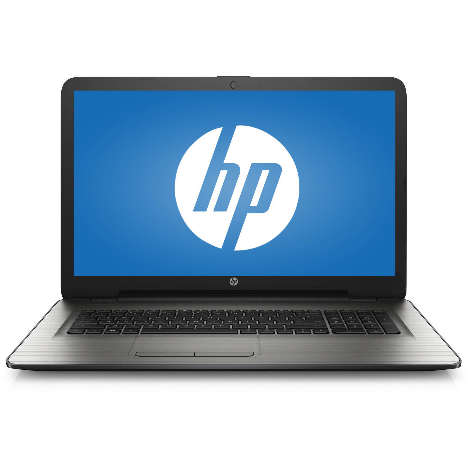 "HP 17-x020nr 17.3"" Laptop, touch screen, Windows 10 Home, Intel Core i3-5005U Processor, 8GB RAM, 1TB Hard Drive"