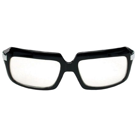 Morris Costumes Glasses 80'S Scratcher Black Color, Style (80s Style Glasses)