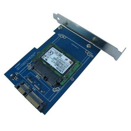 1.8 Inch Mini Hard Drive - 1.8 Inch Micro SATA SSD HDD to SATA Adapter with Bracket