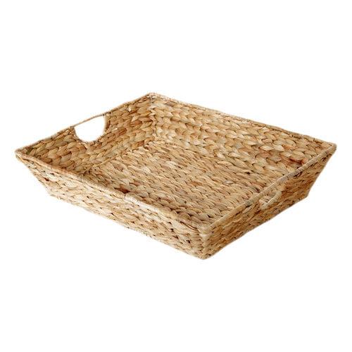 Mainstays Storage Basket Tray