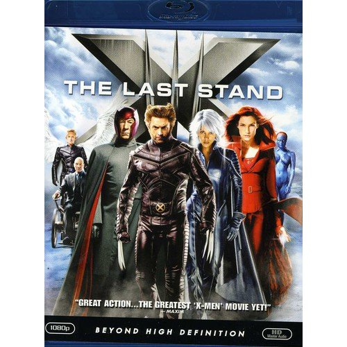 X-Men 3: The Last Stand (Blu-ray) (Widescreen)