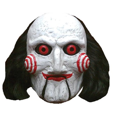 Morris Costumes MARLLG102 Saw Billy Puppet Mask