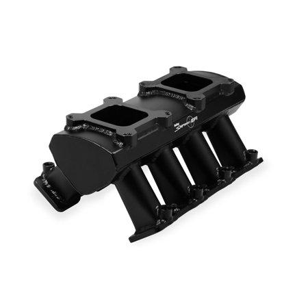 Holley Performance 822062 Holley Sniper Hi-Ram Fabricated Intake Manifold