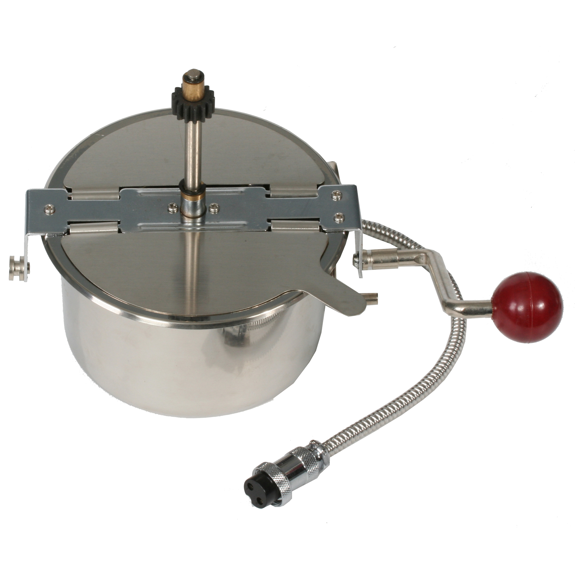 4 Ounce Popcorn Kettle for Great Northern Popcorn Stainless Steel Popper Kettles