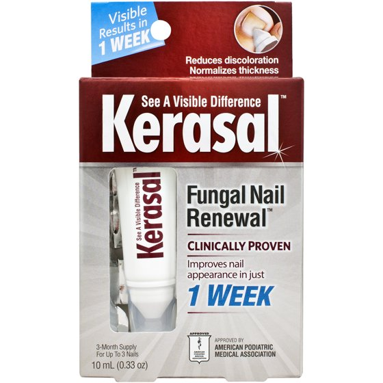 Kerasal nail Fungal Nail Renewal Treatment, .33 oz - Walmart.com