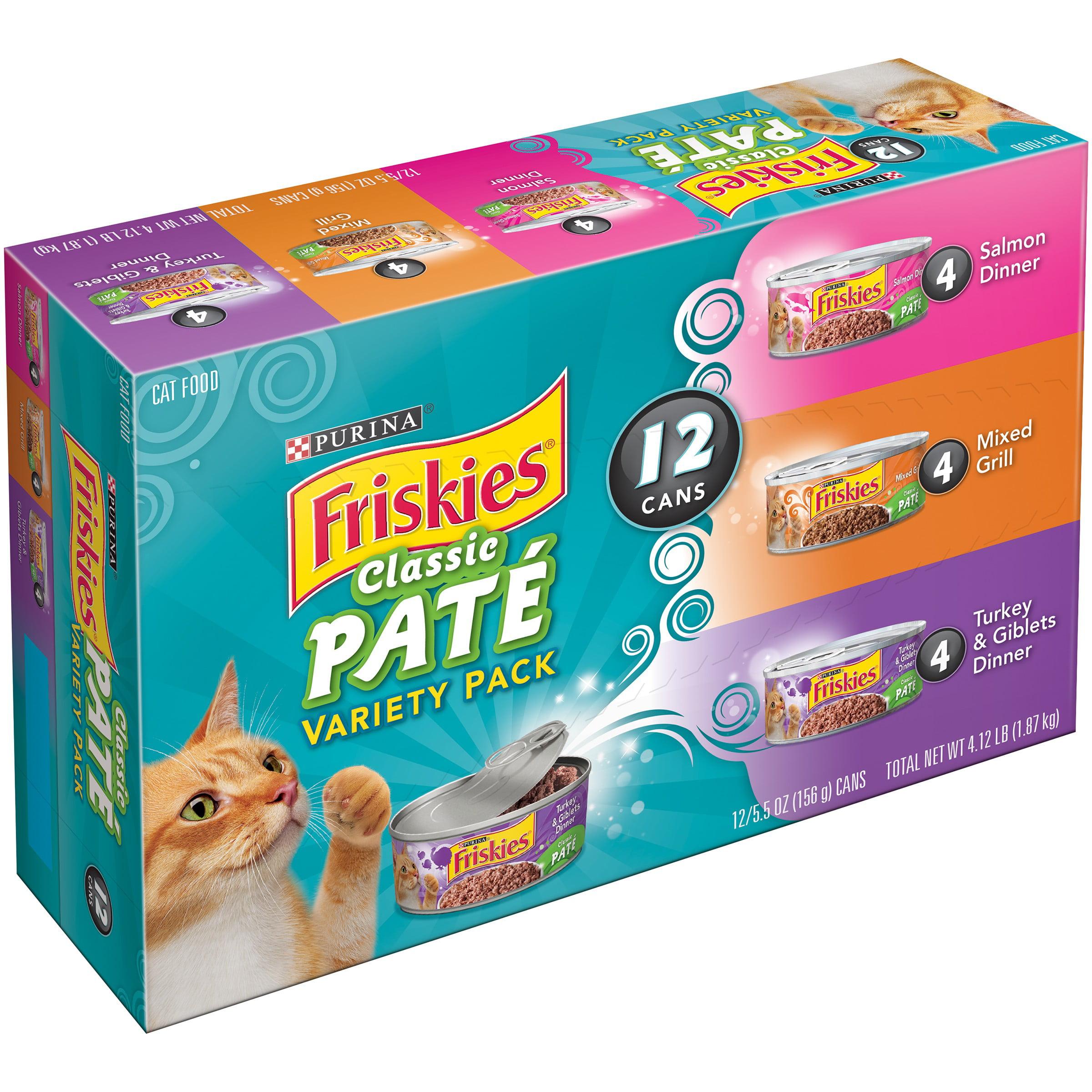 Wet Cat Food Walmart