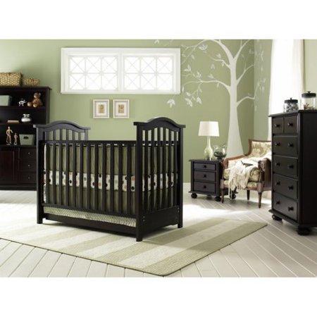 Bonavita hudson classic 3 in 1 convertible crib collection for Bonavita nursery furniture