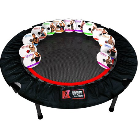 Urban Rebounder URX 14-DVD Set