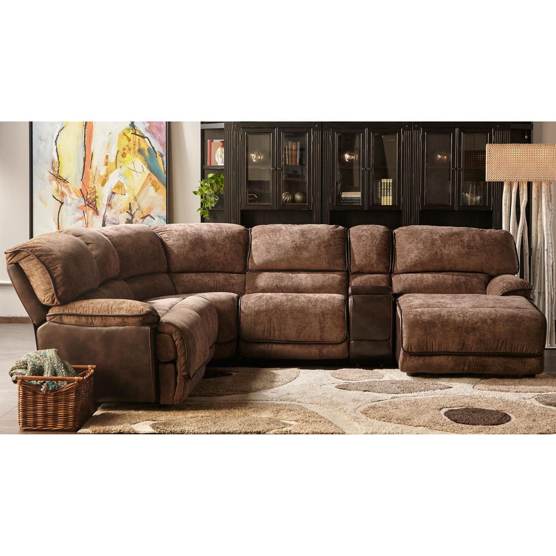 Cambridge Saros 6-Piece Sectional Sofa