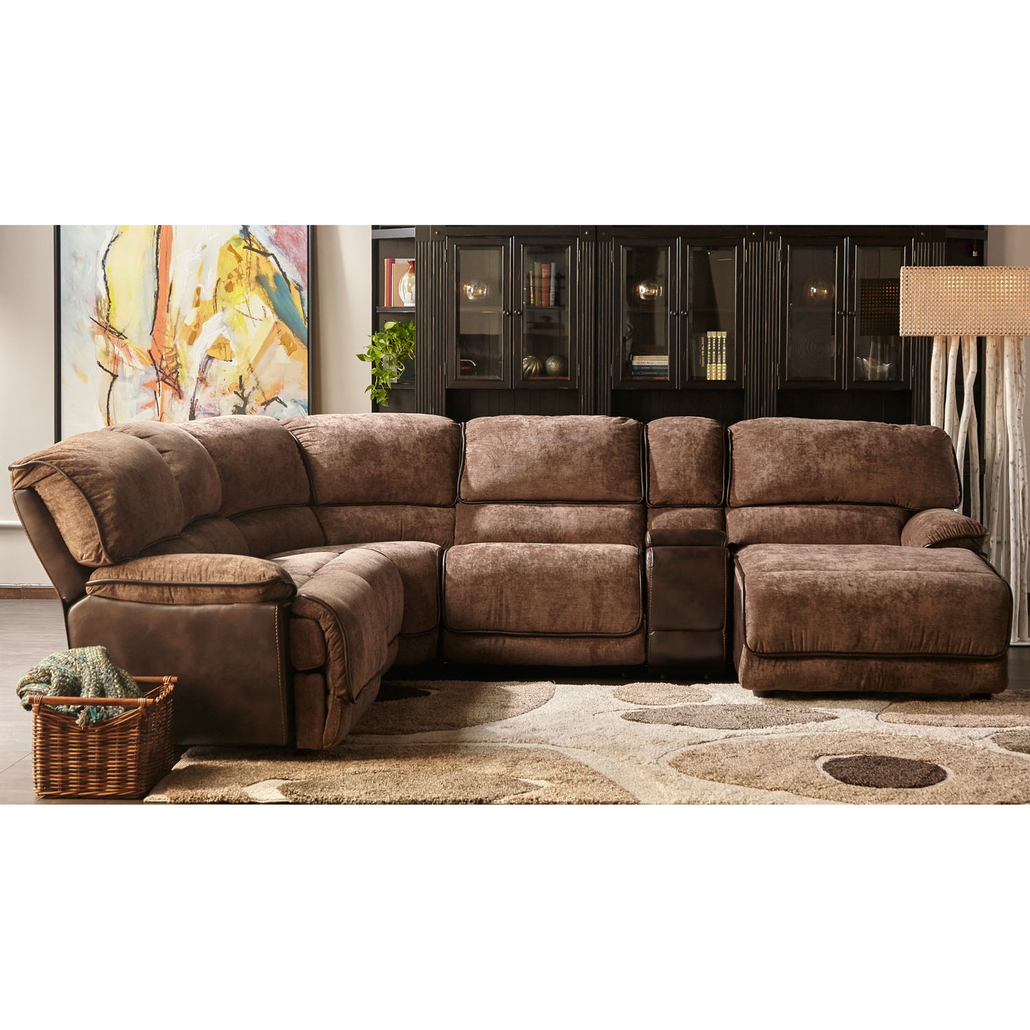 Cambridge Saros 6-Piece Sectional Sofa